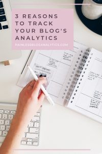 importance of blog analytics tracking