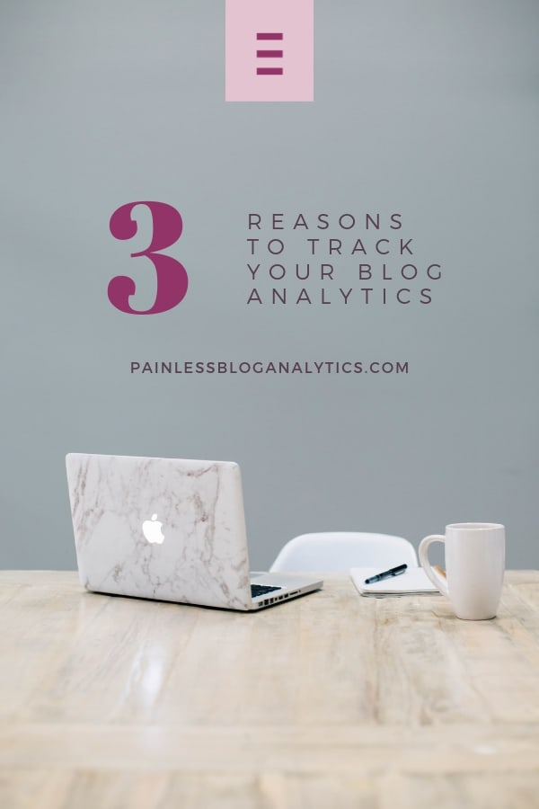 why should you track blog analytics