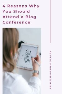 blog conference attendance benefits