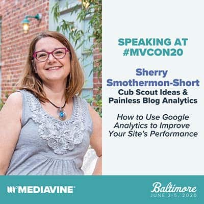 sherry smothermon short mediavine conference speaker