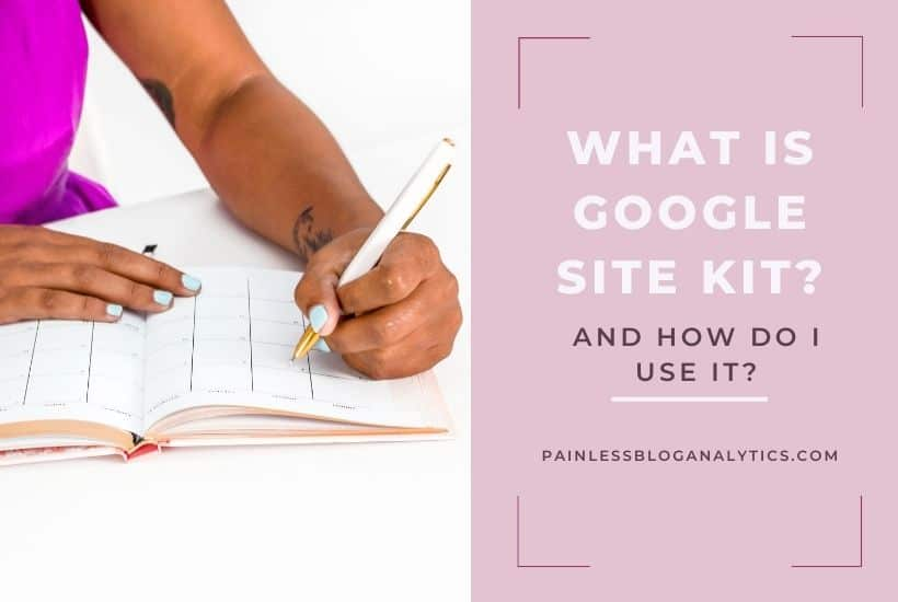 what is google site kit
